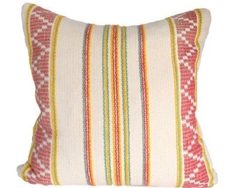 Vintage Swede Pillow Cover