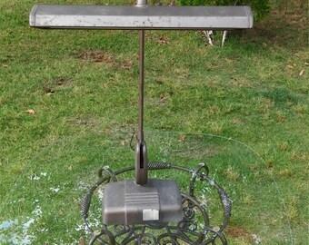 Vintage Dazar Industrial Desk Lamp
