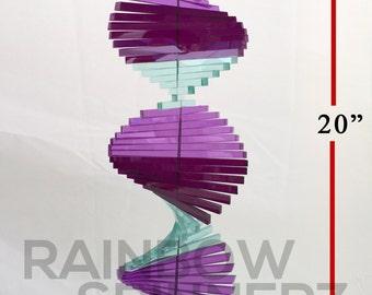 "RainbowSpinnerz - Extra Large - ""Meadow"""
