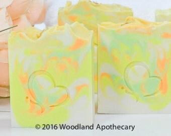 Vegan Luxury Soap - Dandelion Pear