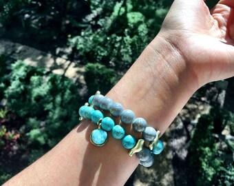 Turquoise Bracelets set