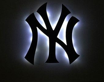 NY Yankees LED Sign