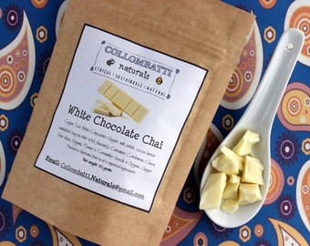 Collombatti White Chocolate Chai