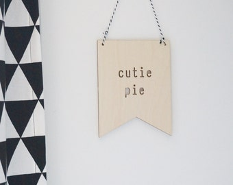 SIGN - cutie pie - TinyLittleTails