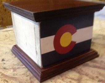 Clorado Flag Box