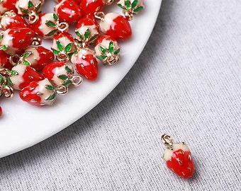 strawberry fields forever charm
