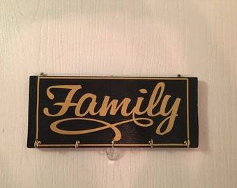 Personalized  Home Key Holders