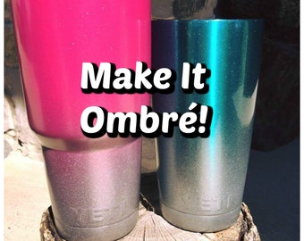 UPGRADE - Make It Ombré! - Custom Powder Coat Colors