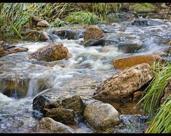Urban Creek, Prescott, AZ, natural beauty, downtown, Prescott, nature in the city, Granite Creek