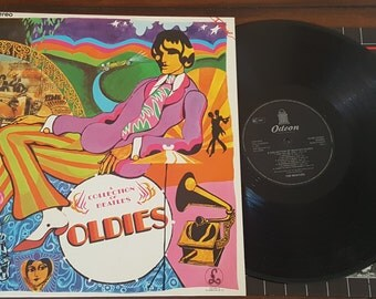 The Beatles A Collection Of Oldies  Import LP