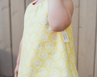 Pinafore, Baby and Toddler Dress - Blossom