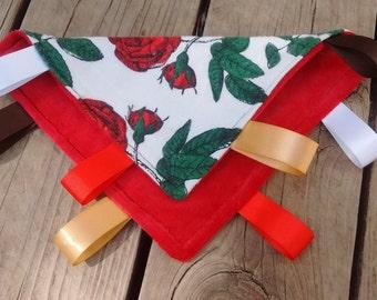 Rose & VinesSecurity Blanket
