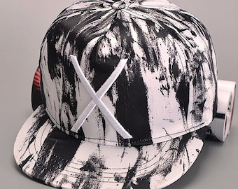 The Letter X SnapBack Hat