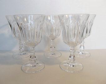 Italian Wine Glasses Etsy