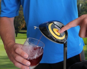 Drink Driver Caddy Golf Drink Dispenser 440cc Hot or Cold