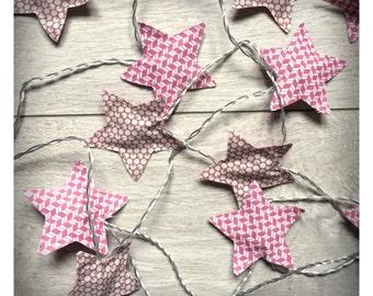 Fairy Lights star cloth