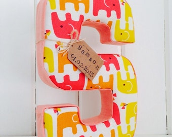 Organic Fabric Letters