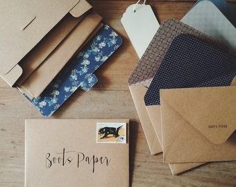 Envelope Packs