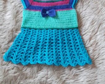 Baby Dress CROCHET PATTERN