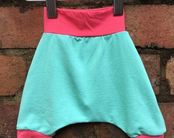 Super Soft Baby Roomie Shorts Bloomers