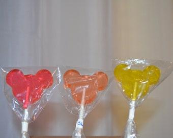 Mouse Lollipops - 1 dozen