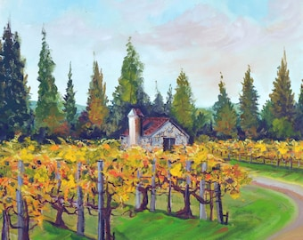 Monterey Hilltop Vineyard