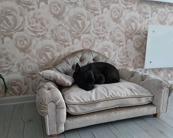 Styvas - sofa chesterfield style for your pet.