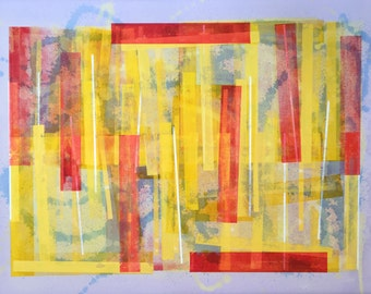 ABSTRACT 164 Acrylic on canvas original painting
