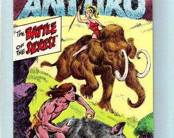 Anthro #1 (1968) VF 8.0