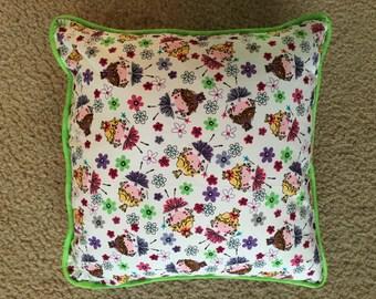 Handmade Princess Pillow