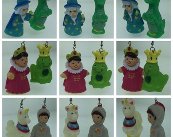 Magical Finger Puppets