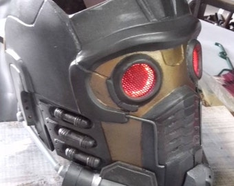 Star Lord Helmet Guardians of Galaxy