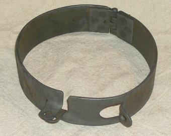 BDSM Dungeon Gear Iron Collar