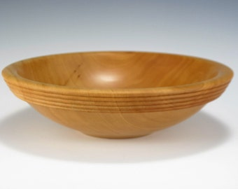 Small Beaded Madrone Bowl
