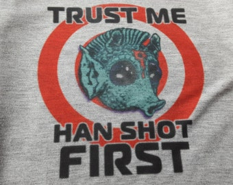 Sublimated Han Shot First