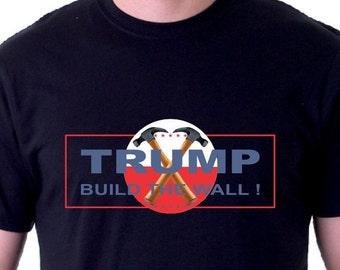 TRUMP Build The Wall! T-shirt