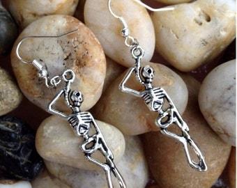 Hangman's Noose Earrings