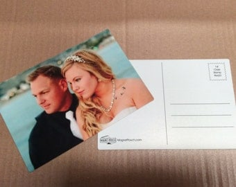 Postcard Magnet using YOUR images!