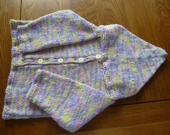 Hand Knitted Baby's Hoodie