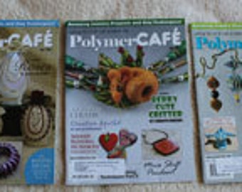 Polymer Cafe Magazine, 2008, Vol. 7, Issues 1, 2, 3