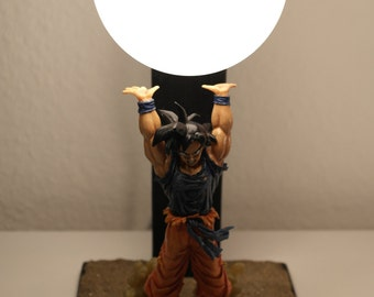 Dragon ball lamp