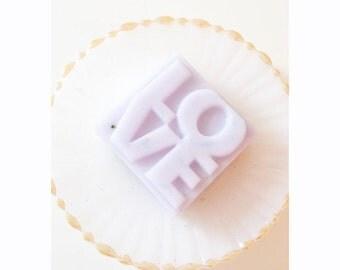 Goat's Milk Lavender Homemade Soap