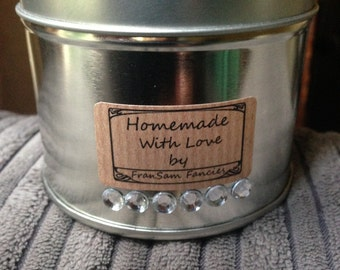 Natural and Scented Candles 'Non-Toxic'