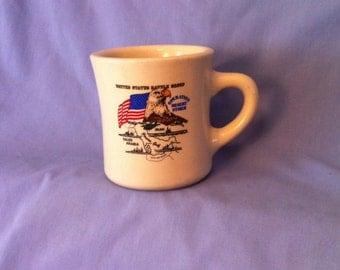 Desert Storm Souvenir Mug