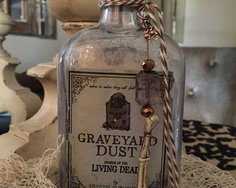 Graveyard Dust Bottle