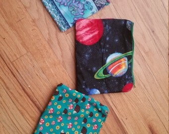 Eco Friendly reusable snack bags