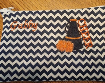 Handmade Cheer Bags.