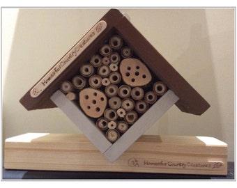 Diamond Bug Box Handmade