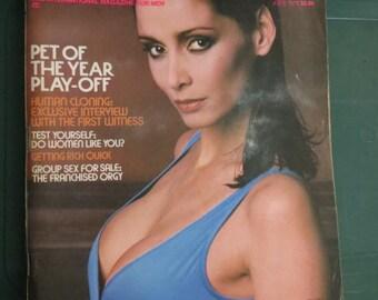 Vintage Penthouse June 1978 Magazine