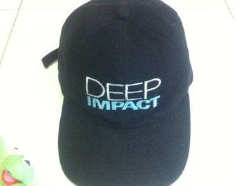 Vintage Deep Impact 90s movie cap